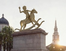 "Previsualization ""Fourth Plinth"""